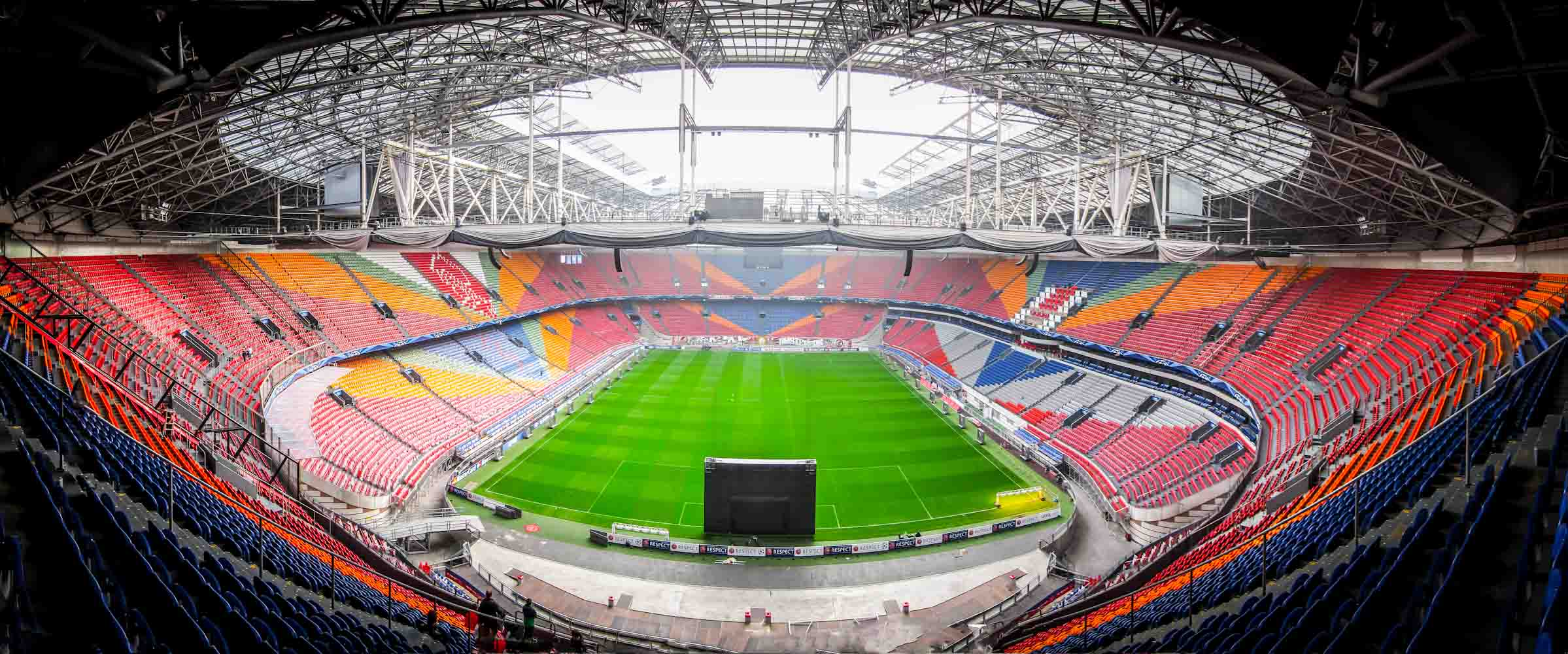 Amsterdam arena ajax stadium tom thorpe photography for Arena amsterdam