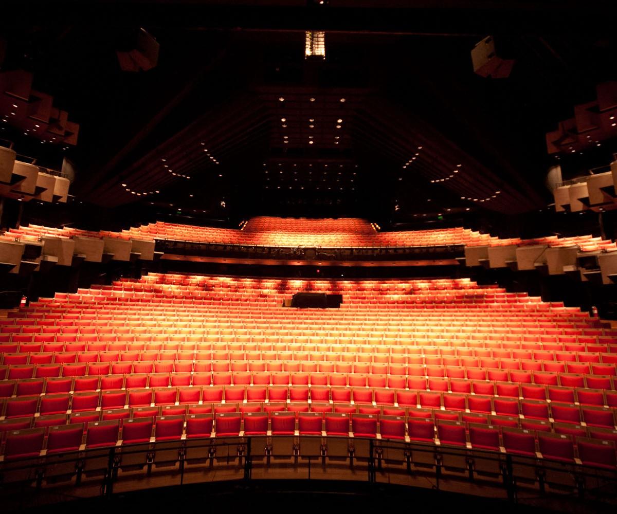 Sydney Opera House Opera Theatre | Tom Thorpe Photography