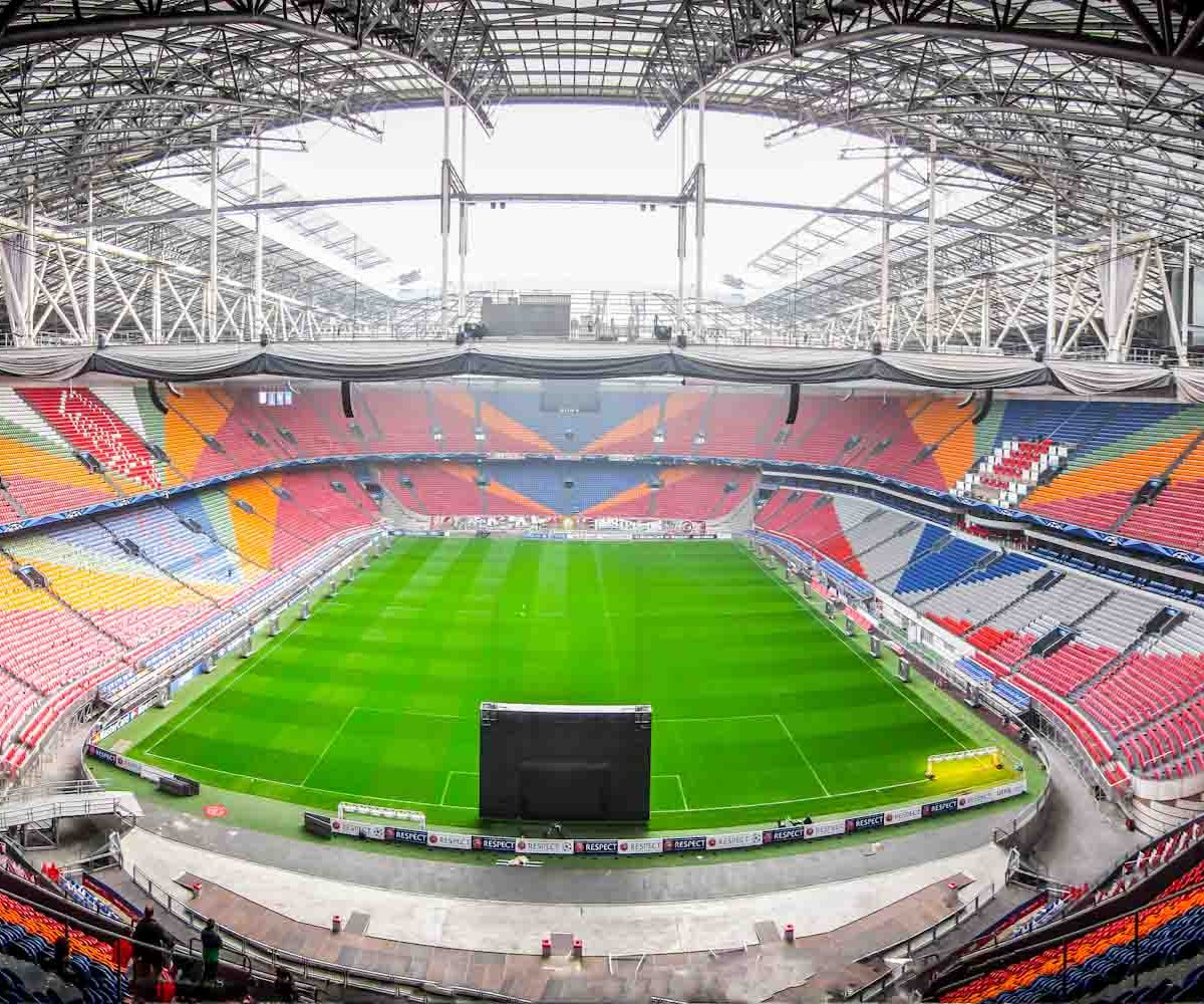 Amsterdam Arena Ajax Stadium Tom Thorpe Photography